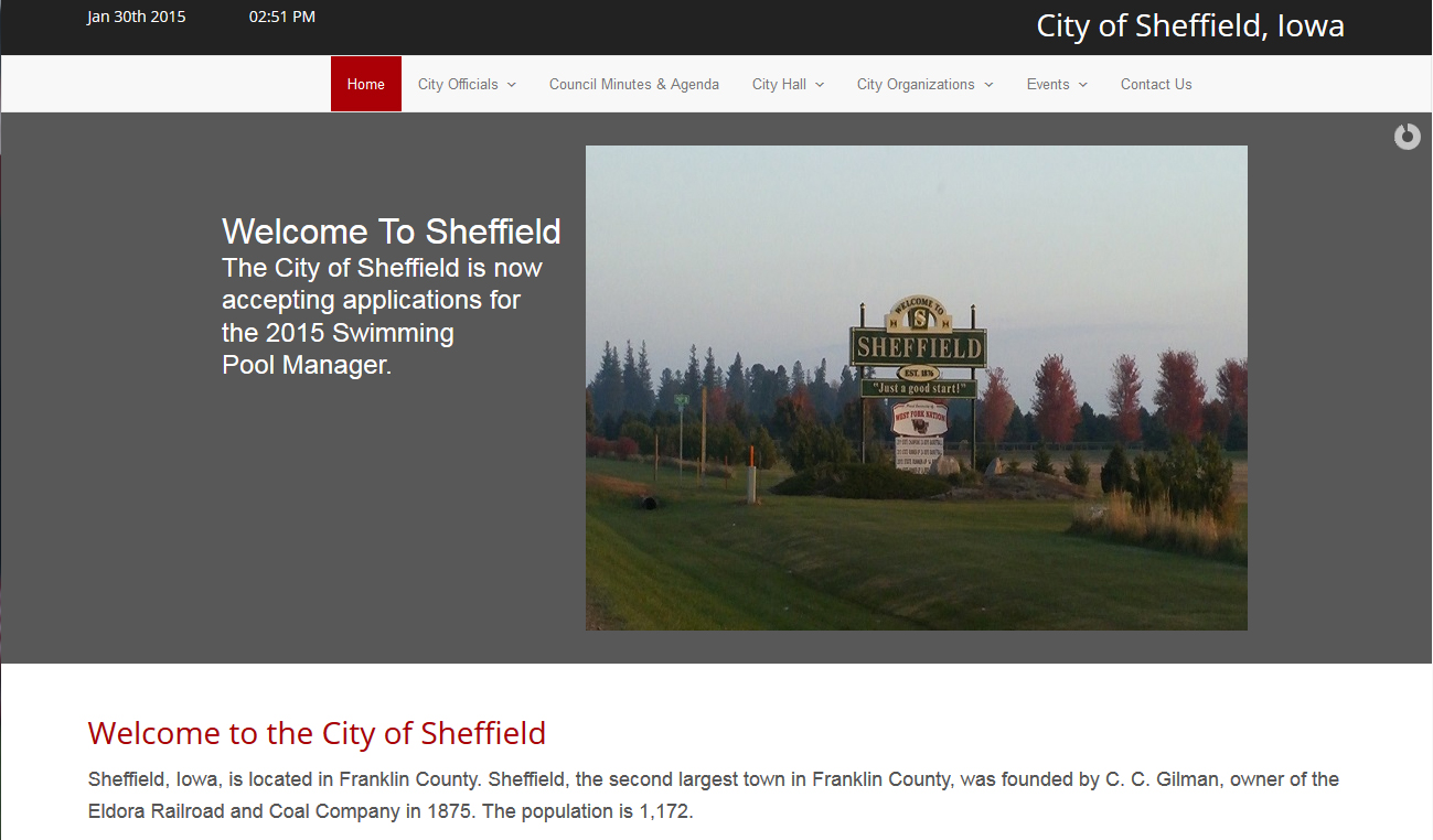City of Sheffield